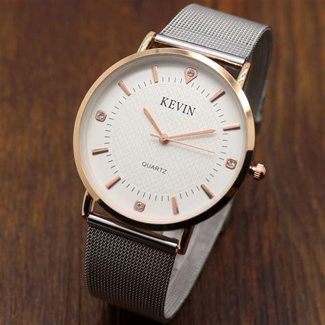 gold pattern style watch kevin fashion style kevin beautiful pattern quartz wrist