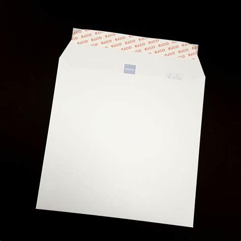 Brief B4 Schweiz elco premium 220x220 mm hochweiss briefumschlag