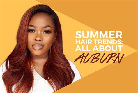 auburn hair color on american light auburn hair color ideas for american
