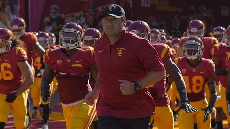 usc couch usc coach steve sarkisian lining up his 2015 recruiting