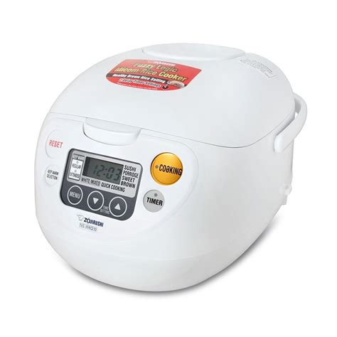 Rice Cooker Fuzzy Logic zojirushi fuzzy logic rice cooker cuiseur 224 riz ns waq10