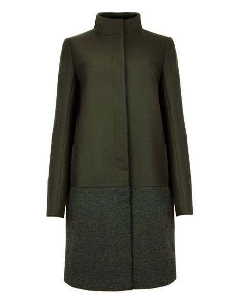 Ted Baker Coat For Winter by Ted Baker Remei Mohair Contrast Coat Fashion Addicted