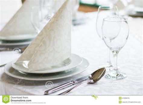 fancy place setting stock photo image of folded fancy white wedding reception place setting stock photo image