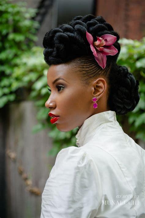 hottest black updo hairstyles pretty designs