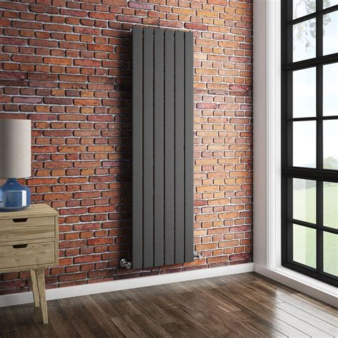 urban vertical radiator anthracite  victorian