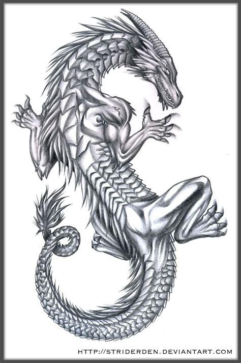 black and grey dragon tattoo designs 53 most beautiful chinese dragon tattoos designs