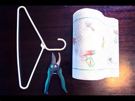 How To Make A Paper Towel Holder Out Of Wood - paper towel holder diy