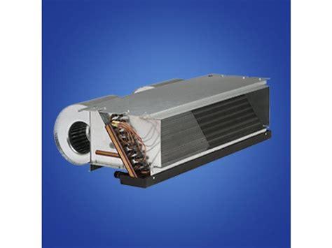 dx fan coil unit fan coil dx basic 600 800 cfm space constrained horizontal