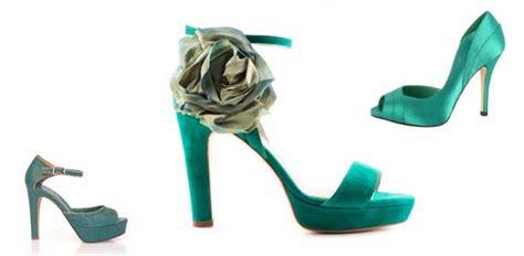 cabecera zapatos zapatos de madrina azul turquesa