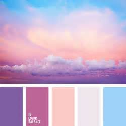 sunset color scheme beautiful shades of evening pink purple yellow