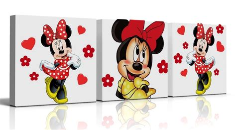 Minnie mouse bedroom accessories uk red home design ideas minnie mouse wall decor