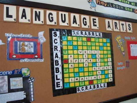 create scrabble board 17 best ideas about scrabble bulletin boards on