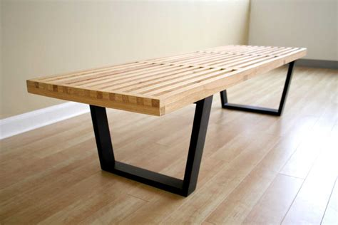 modern furniture bench modern wood bench summer is coming so you need a bench