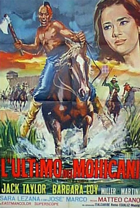 film gratis l ultimo dei mohicani the last of the mohicans 1965 filmaffinity