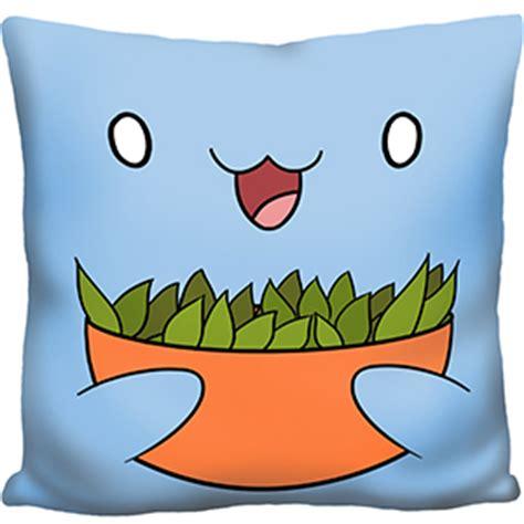 catbug pillow pet squishable catbug peas pillow