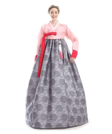 Dress Korea Katun Original Import Pink traditional han bok related keywords traditional han bok keywords keywordsking