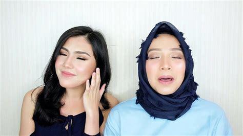 tutorial makeup fathi nrm sundanese whispering challenge ft fathi nrm youtube