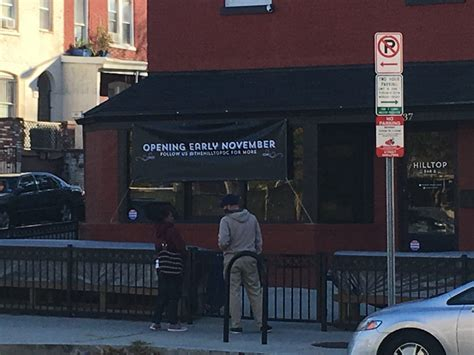 hill top bar new opening date banner for hilltop bar restaurant on