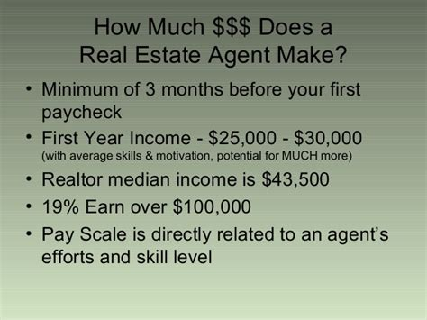 how much do real estate agents make per house what does it take to become a massachusetts real estate agent