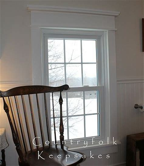 make your own interior windows how to make a farmhouse window with moulding by funky