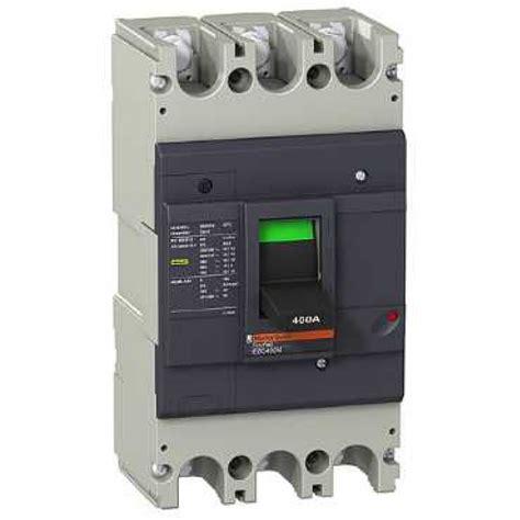 Mccb Ezc400n Breaker Easypact Schneider Ezc400n 3p 400a ezc400n3300 schneider electric