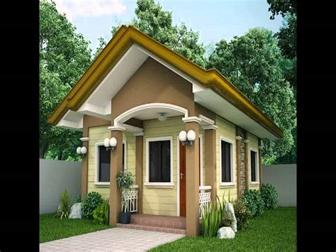 decorating a small house simple small home design photos youtube