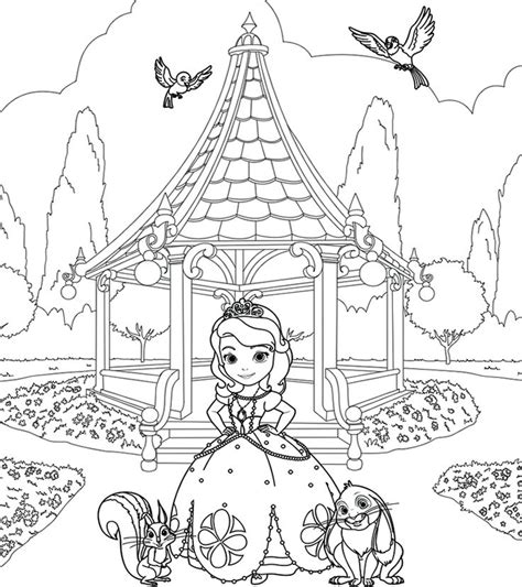 happy birthday sofia coloring pages 17 best images about desenhos on pinterest disney