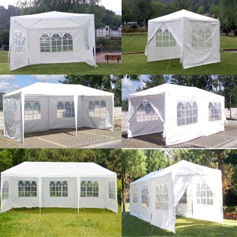 Box Bridesmaid 20 X 30 X 10 10 x20 30 wedding tent outdoor gazebo heavy duty pavilion event ebay