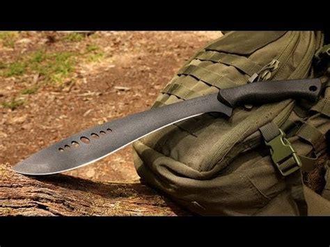 machete designs new schrade schkm1 large tang kukri machete best