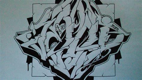 graffiti wildstyle sketch jovi youtube