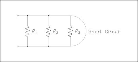 shorted resistor in a parallel circuit shorted resistor parallel circuit 28 images basic electrical theory industrial wiki odesie