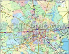 houston zip codes harris county tx zip code boundary map