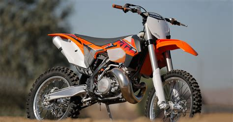 2014 Ktm Xc 2014 Ktm 250 Xc Dirt Bike Test