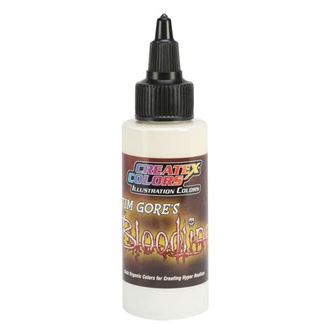 5035 bone white createx illustration bloodline airbrush paint