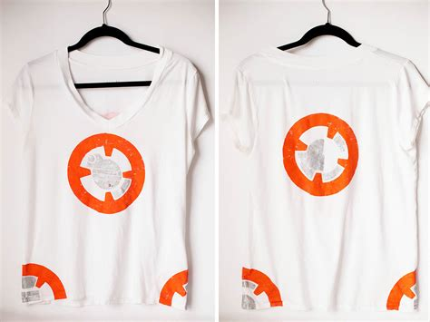 Bb For Boys T Shirt diy bb 8 droid hat shirt costume all for the boys
