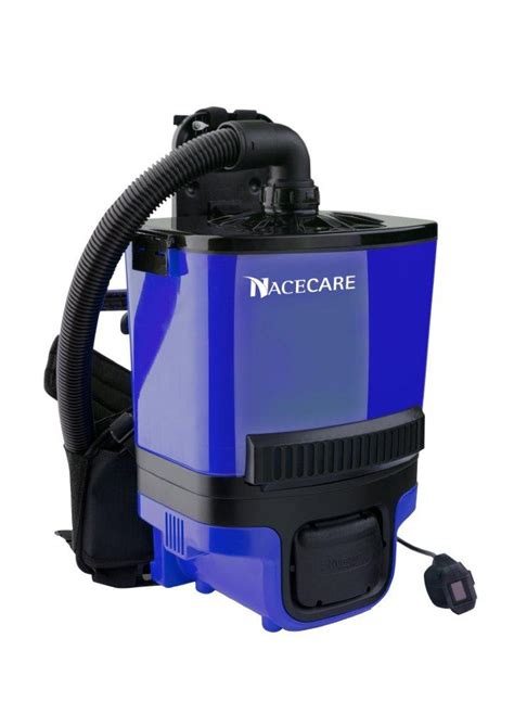 Vacuum Cleaner Battery nacecare latitude rbv130 battery backpack vacuum w attach