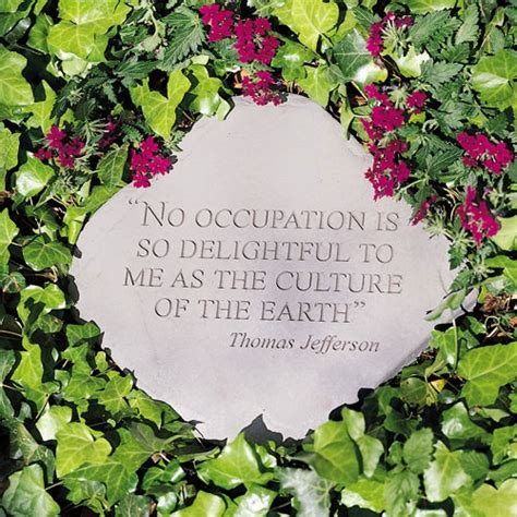 Garden Stepping Stone Quotes Quotesgram Garden Rocks With Sayings