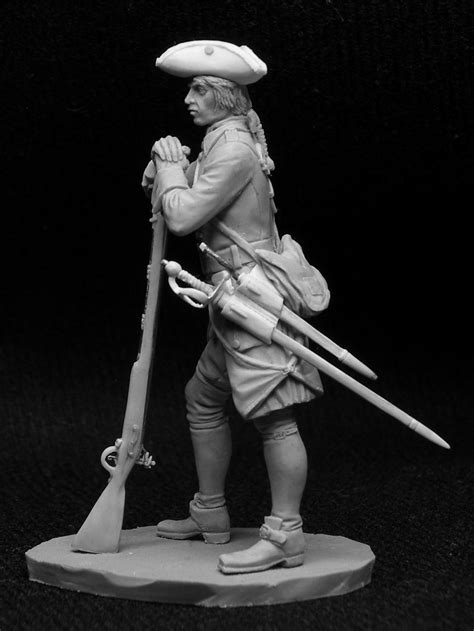 Figure Brian Laudrup Dan002 Denmark completed swedish musketeer about 1710 scale 54 mm planetfigure miniatures