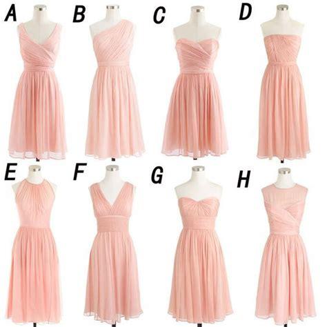 light pink color dresses bridesmaid dresses custom made bridesmaid dresses