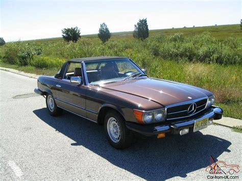 car owners manuals for sale 1984 mercedes benz e class security system 1984 mercedes benz 380sl quot original owner quot