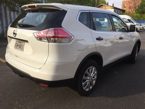 nissan rogue used cars 2016 nissan rogue for sale in your area cargurus