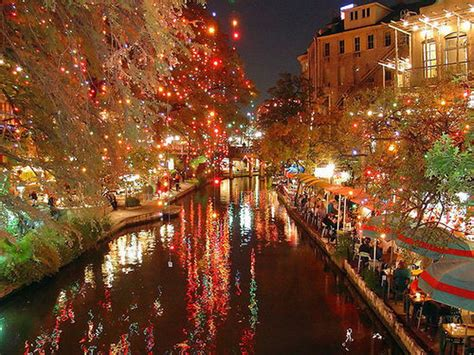 san antonio riverwalk christmas lights boat tour travel places and tours and travels hotels for traveling