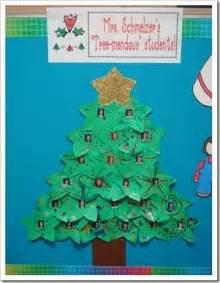 cute bulletin board ideas the biggest christmas tree