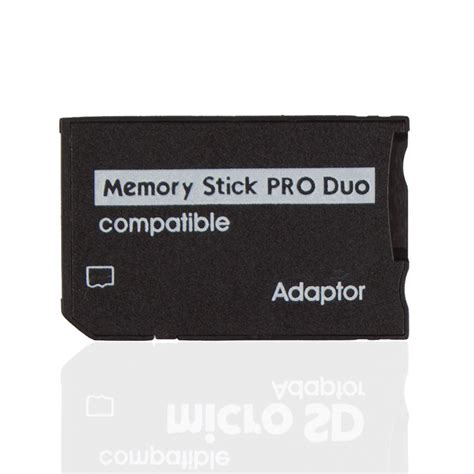 Card Reader Memory Stick Pro Duo Mini Memory Stick Pro Duo Card Reader New Micro Sd Tf To Ms Card Adapter For Converter 10243 In