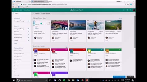 best site learn best practices for sharepoint site owners thr2035