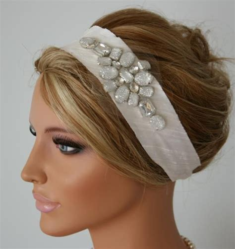 hairstyles with jeweled headband 21 best images about headband hairstyles on pinterest