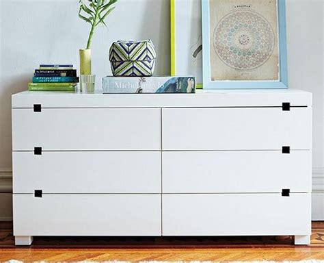 white bedroom dresser 10 sleek bedroom dresser with clean lines rilane
