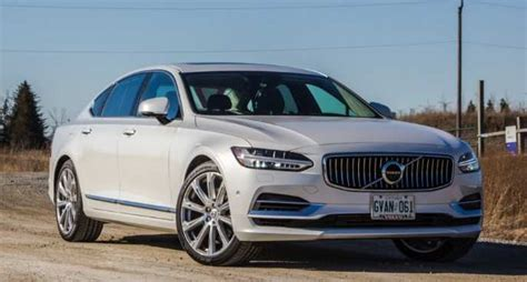 Volvo S90 2020 Facelift by Volvo S90 2020 Facelift Rating Review And Price Car