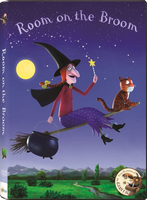 room on the broom book room on the broom dvd cover reelmama