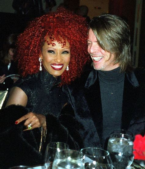 and bowie the story of iman and david bowie through the years